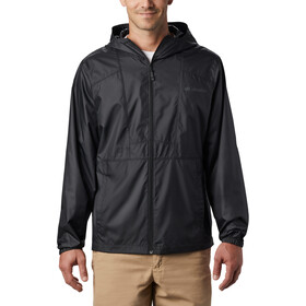 Columbia Flashback Windbreaker Jacke Herren black/black